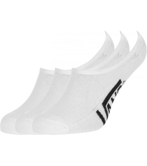 Vans Socks Classic Super No Show 3 White VN000XTTWHT-VN000XS9WHT   Socks   scorer.es
