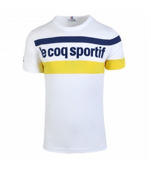 Lecoq Sportif Men's T-Shirt Essentiels Tricolor 1920480 | Short sleeve T-shirts | scorer.es
