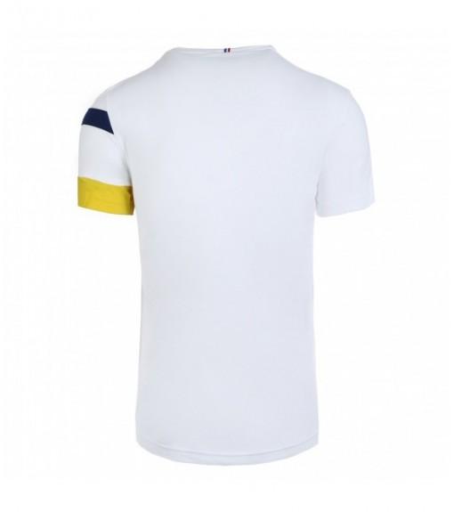 Lecoq Sportif Men's T-Shirt Essentiels Tricolor 1920480 | Short Sleeve | scorer.es