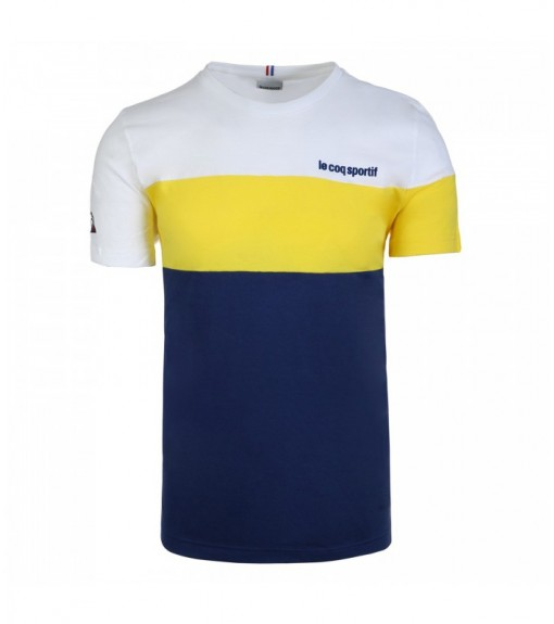 Lecoq Sportif Men's T-Shirt Essentiels 1920471   Short sleeve T-shirts   scorer.es