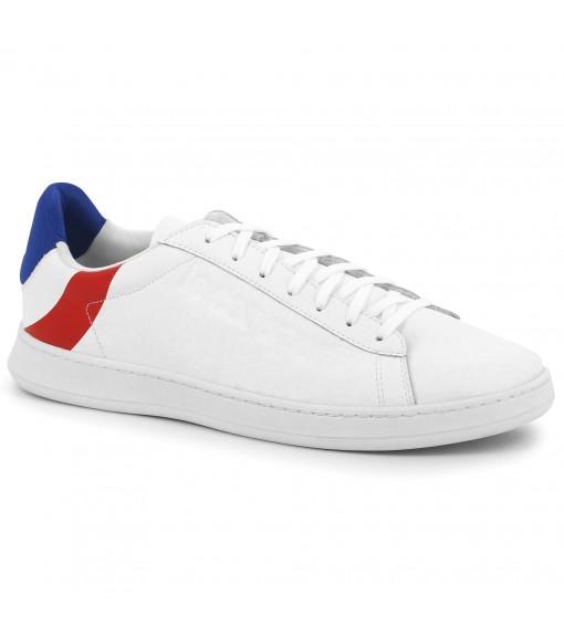 Le Coq Sportif Men's Trainers Break Cocarde White with Red y Blue 1920070 | Low shoes | scorer.es