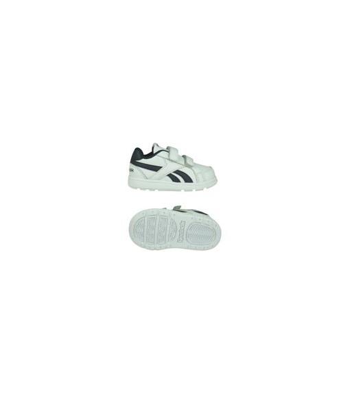 Reebok Kids' Trainers Royal Prime White Dv9307   No laces   scorer.es
