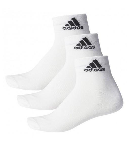 Calcetines Adidas medio Blanco Pack 3 | scorer.es