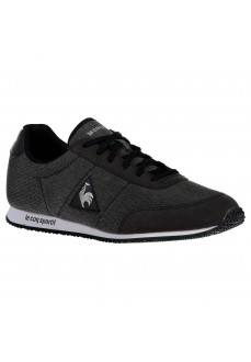 Le Coq Sportif Men's Trainers Racerone Denim Gray/Black 1920271
