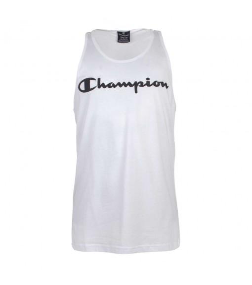 Camiseta Hombre Champion Tank Top Ww001 Wht Blanco 212690 | scorer.es