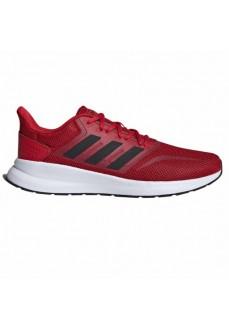 Zapatilla Adidas Hombre Runfalcon Granate EE8154