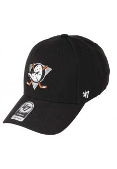 Gorra Brand 47 Anaheim Ducks Negra H-MVP25WBV-BKG