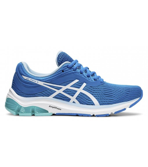 zapatillas asics mujer azules