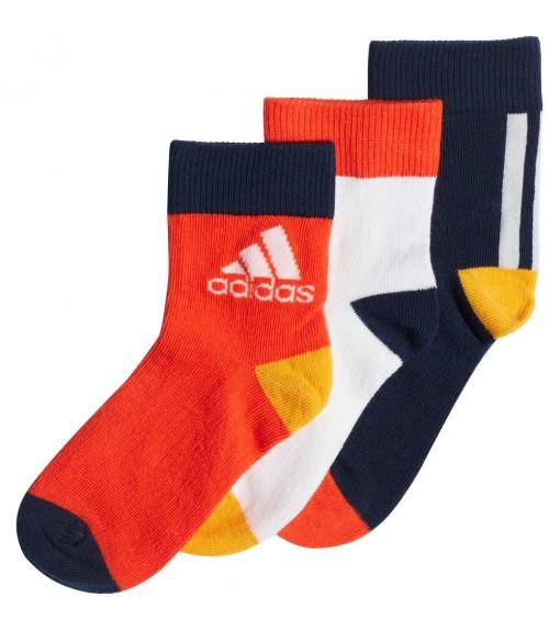 Calcetines Adidas Infantil Lk Ankle 3PP Varios Colores ED8616   scorer.es