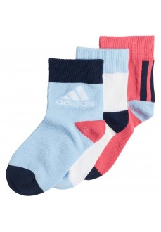 Calcetines Adidas Infantil Lk Ankle 3PP Varios Colores ED8618