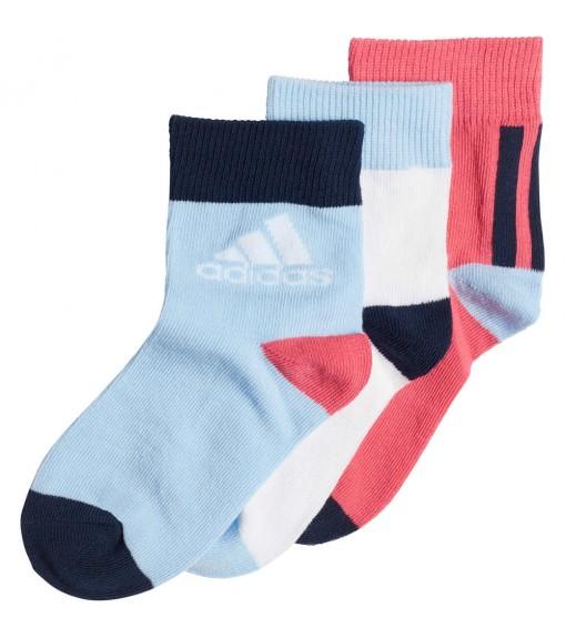 Adidas Socks INFANT Lk Ankle 3PP Several Colors ED8618 | Socks | scorer.es