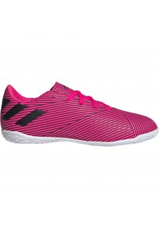 Adidas Kids' Trainers Nemeziz 19.4 In Jr Fuchsia/Black F99939