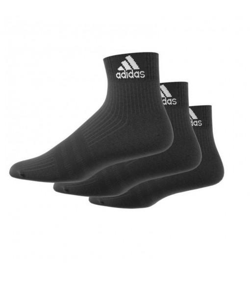 Calcetines Adidas medio Negro Pack 3   scorer.es