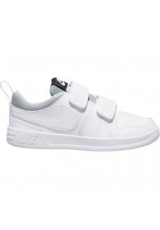 Nike Trainers INFANT Pico 5 (PSV) White AR4161-100 | No laces | scorer.es
