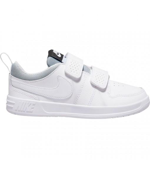 Nike Trainers INFANT Pico 5 (PSV) White AR4161-100   No laces   scorer.es