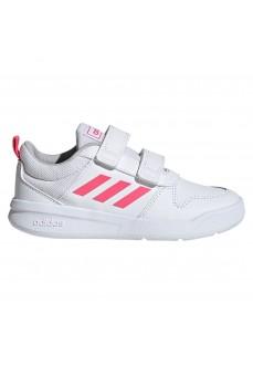 Adidas Trainers Tensaurus C White/Pink EF1097