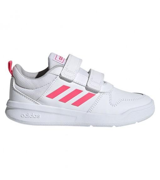 Adidas Trainers Tensaurus C White/Pink EF1097 | No laces | scorer.es