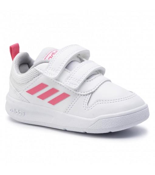 Adidas Trainers Tensaurus I White/Pink EF1113   No laces   scorer.es