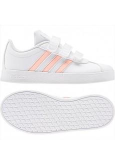 Zapatilla Adidas VL Court 2.0 Blanco/Rosa EE6903 | scorer.es