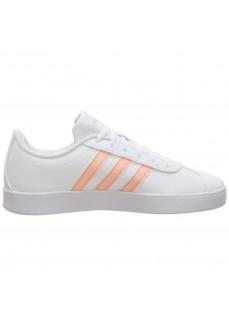 Zapatilla Adidas VL Court 2.0 Blanco/Rosa EE6901 | scorer.es