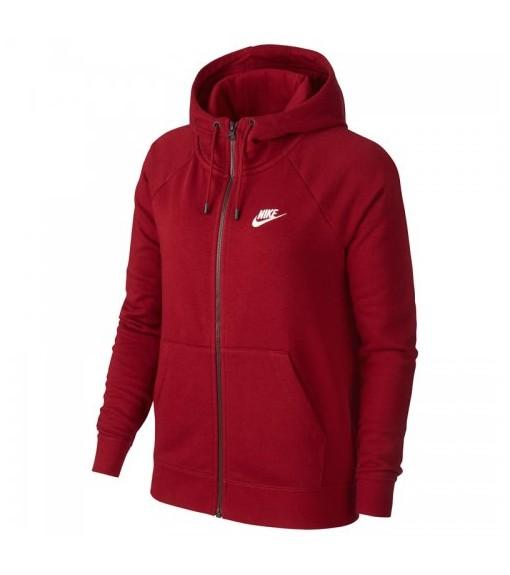 Sudadera Nike Mujer Essential Hoodie Granate BV4122-677 | scorer.es