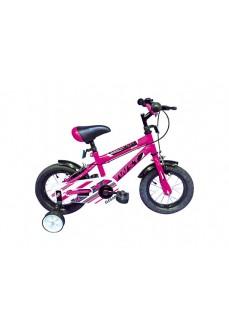 Bicicleta Wst Elegant Unica DP080 Fuxia