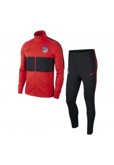 Chándal Nike Hombre Atletico De Madrid 2019/2020 Rojo/Negro AQ0779-600