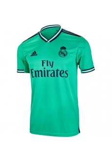 Camiseta Adidas Real Madrid 2019/2020 tercera equipación Verde EH5128