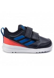 Zapatilla Adidas AltaRun Marino/Azul/Naranja G27279