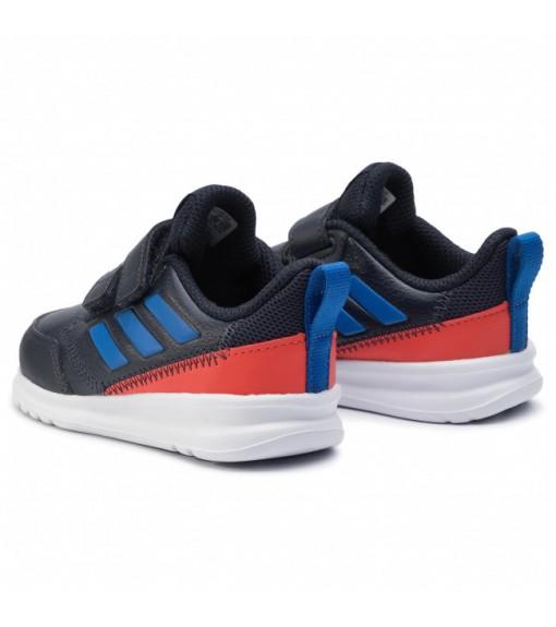 Adidas Trainers AltaRun Navy Blue/Blue/Orange G27279 | No laces | scorer.es