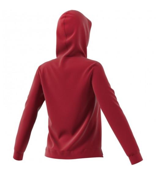 un millón Prosperar Prestado  Sudadera Adidas Mujer C90 OH Roja Logo Blanco EH6463