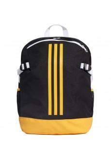 Adidas Bag Medium 3 stripes Power Black Stripes Yellows Bands White DZ9440 | Backpacks | scorer.es