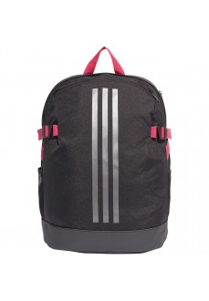 Adidas Bag Medium 3 stripes Power Black Stripes Gray Bands Pink DZ9439