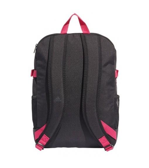 Adidas Bag Medium 3 stripes Power Black Stripes Gray Bands Pink DZ9439   Backpacks   scorer.es