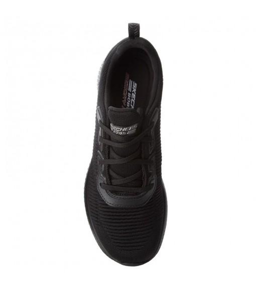 Skechers Woman´s Shoes Bobs Squad Tough Black 32504 BBK | Women's Trainers | scorer.es