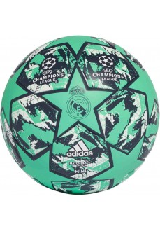 Balón Adidas Finale RM Mini Verde/Azul/Blanco DY2544