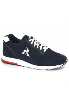 Le Coq Sportif Men's Trainers Jazy Sport Navy Blue/White 1920112