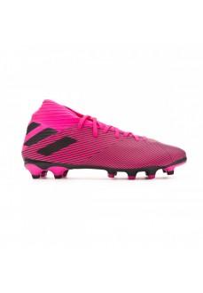 Bota de fútbol Adidas Hombre Nemeziz 19.3 versátil Fucsia/Negra EF8024 | scorer.es