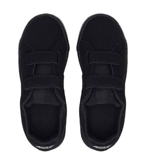 Nike Kids' Trainers Court Royale Black 833536-001 | No laces | scorer.es