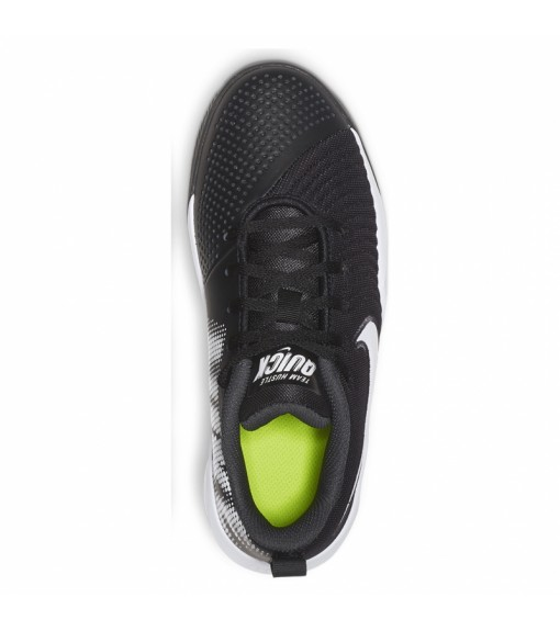 Nike Kids' Trainers Team Hustle Quick 2 (GS) Black/White AT5298-002 | Basketball shoes | scorer.es