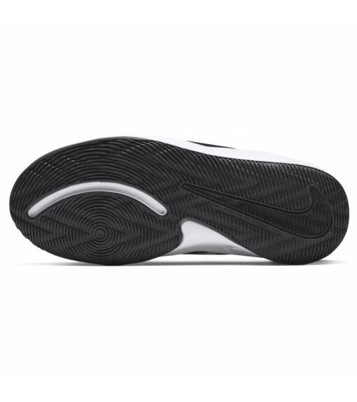 Zapatilla Nike Niño/a Team Hustle Quick 2 (GS) Negro/Blanco AT5298-002   scorer.es