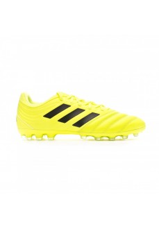 Adidas Men's Trainers Copa 19.3 AG Yellow Black Lines EE8152 | Football boots | scorer.es