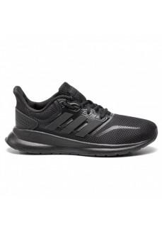 Zapatilla Adidas Niño/a Runfalcon Negra F36549