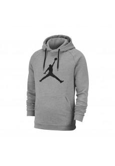 Sudadera Nike Hombre Jordan Jumpman Logo Gris AV3145-091 | scorer.es