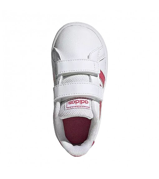 Zapatilla Adidas Grand Court Blanco/Rosa EF0115 | scorer.es