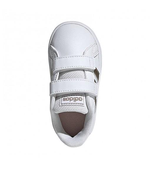 Zapatilla Adidas Grand Court Blanco/Cobre EF0116 | scorer.es