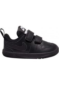 Zapatilla Nike Niño/a Pico 5 (TDV) Negra AR4162-001