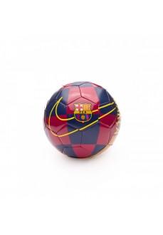 Balón Nike Mini FC Barcelona 2019/2020 Azul/Granate SC3604-455