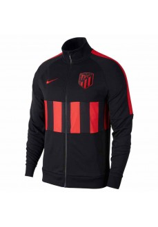 Sudadera Nike Hombre Atlético de Madrid Negra/Roja AO5455-013 | scorer.es