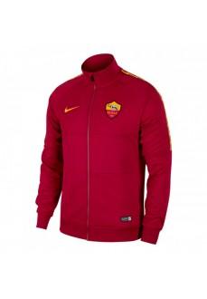 Sudadera Nike Hombre A.S. Roma Roja AO5461-677